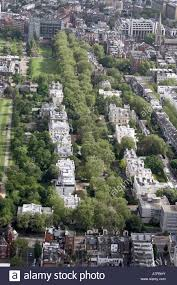 high level oblique aerial view south east of kensington palace