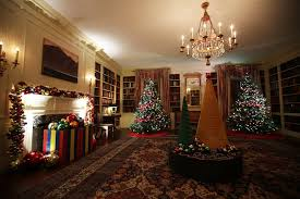 Christmas Decorations At White House by Photos White House Christmas Decorations Unveiled For 2016 Season