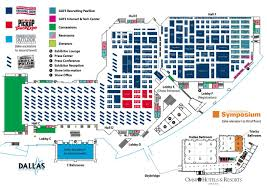 Map Dallas Tx by Dallas Convention Center Map Map Of Dallas Convention Center