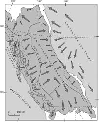 Southeast Alaska Map by Possible Refugia In The Alexander Archipelago Of Southeastern