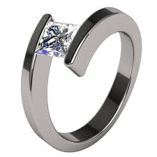 titanium wedding ring titanium wedding rings alternative to gold rings