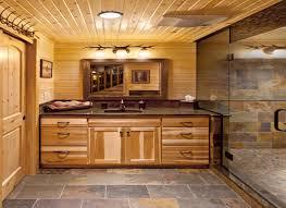 log cabin bathroom ideas mountain cabin bathroom ideas vozindependiente