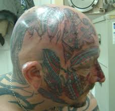 biomechanical tattoo face tattoos images head and face bio mechanic tattoo hd wallpaper and