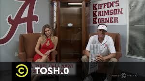 Tosh 0 Meme - tosh 0 kiffin s krimson korner youtube