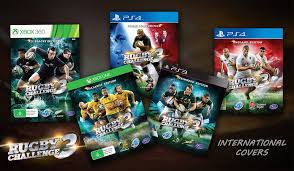 Challenge Official Rugby Challenge Official Added A Rugby Challenge