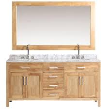 design element london 72 in w x 22 in d vanity in oak with