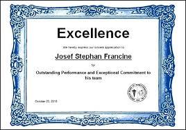 prize certificate template