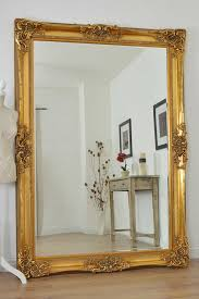 Tall Wall Mirrors by 15 Best Ideas Tall Ornate Mirror Mirror Ideas