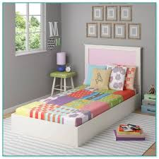 twin bed frames for kids