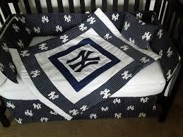 Yankees Crib Bedding Kustom Bedding Has Numerous New And Original New York Yankee
