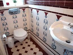jugendstil badezimmer fliesen für badezimmer für wände steingut jugendstil f 53a