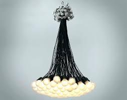 Exposed Bulb Chandelier New Exposed Light Bulb Pendant Rustic Concrete Exposed Bulb Mini