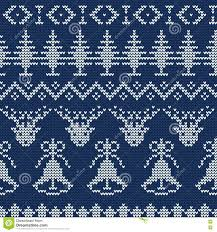 ugly sweater pattern stock vector image of handicraft 79502898