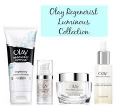 Olay Regenerist Luminous get winter ready skin with olay regenerist luminous skincare