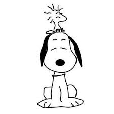 41 snoopy images snoopy coloring pages