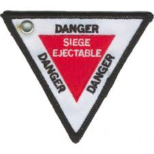 siege ejectable danger siege ejectable keyrings