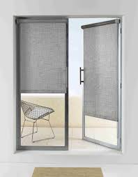 window treatments for doors with glass design ideas door window treatments the shade store