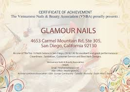 nail salon san diego nail salon 92130 glamour nails