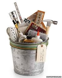 Useful Housewarming Gifts Housewarming Bucket Martha Stewart