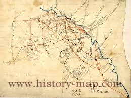 Va County Map Map Of Louisa County Va Image Gallery Hcpr