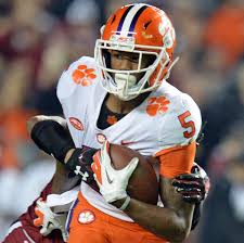 clemson wide receiver higgins could be big for tigers in