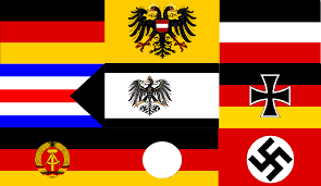 German British Flag Germany Flags Through The Years In One Flag Vexillology