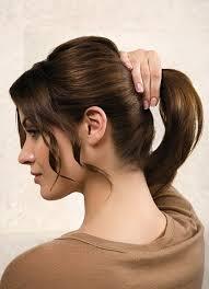 Hochsteckfrisurenen Schulterlanges Haar Einfach by Mittellanges Haar Einfach Hochstecken