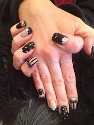 eye candy nails u0026 training and black freehand nail art with