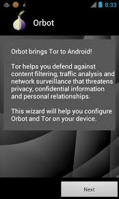 how to configure orbot on android tor for android orbot