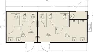 Preschool Floor Plans Public Restrooms Dimensions Floor Plans Montessori Preschool