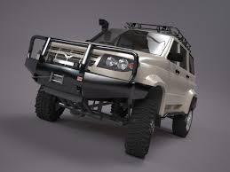 offroad jeep patriot 3d uaz patriot off road version 1 cgtrader