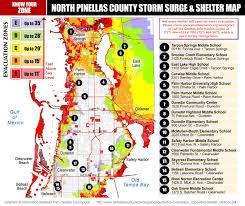 Map Of Pinellas County Florida by Pinellas County Hurricane Preparedness U2013 Pinellas Living
