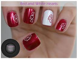 valentine day nail art designs dfemale beauty tips skin care
