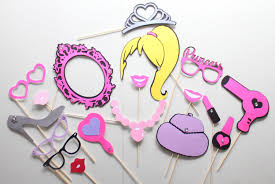 Barbie Photo Booth Barbie Doll Box Props Image Mag