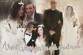 mariage alizee alizée gregoire déjà 1 an de mariage 3