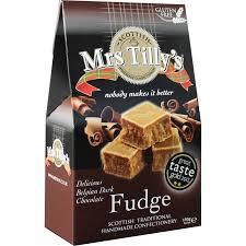 fudge gift boxes belgian chocolate fudge gift box pack of 6