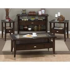 montego counter height table jofran 827 series 4 piece coffee table set in montego merlot 827