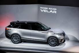 range rover velar makes london debut thedetroitbureau com