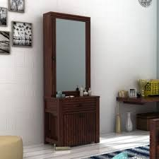 Dressing Tables  Upto  Off Buy Dressing Table Online Wooden - Dressing table with mirror designs