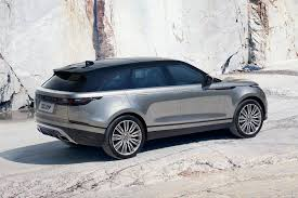 matte pink range rover new range rover velar revealed in pictures by car magazine