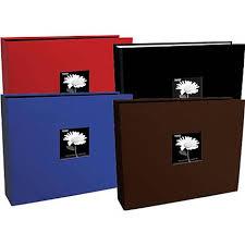 pioneer 3 ring photo albums pioneer 8 5 x 11 in binder fabric frame 3 ring scrapbook blue
