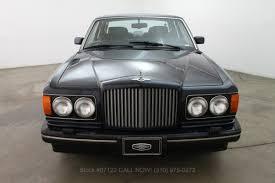 bentley sedan interior 1994 bentley brooklands beverly hills car club