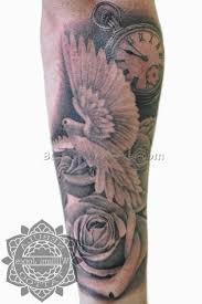 dove and rose tattoo 6 best tattoos ever
