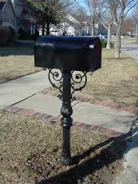 ornamental mailboxes
