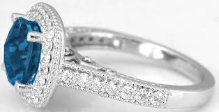 engagement rings london images Filigree and milgrain detailed ring setting of cushion cut london jpg