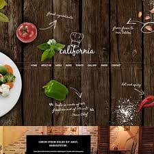 themes wordpress restaurant free california restaurant wordpress theme wpexplorer