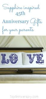 45th wedding anniversary gift ideas for husband lading for