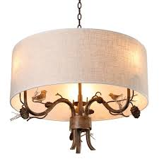 Drum Shade Chandelier Lowes Chandelier Marvellous Drum Light Chandelier Extraordinary Drum