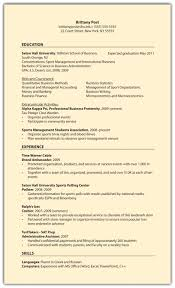 Resume Sample Relevant Coursework by Include Relevant Coursework On Resume