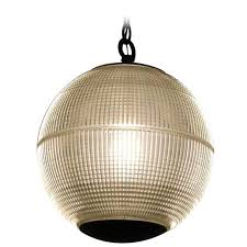 Street Lights For Sale 1970 Paris Holophane Globe Streetlight Turned Pendant Street Light